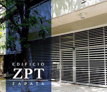 fachada emprendimientos ZAPATA